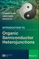 Introduction to Organic Semiconductor Heterojunctions (0470825944) cover image
