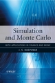 Simulation and Monte Carlo: With applications in finance and MCMC (0470854944) cover image
