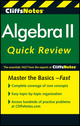 CliffsNotes Algebra II QuickReview, 2nd Edition (0470876344) cover image