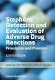 Stephens' Detection and Evaluation of Adverse Drug Reactions: Principles and Practice, 6th Edition (0470986344) cover image
