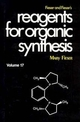 Fieser and Fieser's Reagents for Organic Synthesis, Volume 17 (0471000744) cover image
