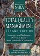 Total Quality Management: Strategies and Techniques Proven at Today's Most Successful Companies, 2nd Edition (0471191744) cover image