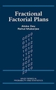 Fractional Factorial Plans (0471294144) cover image