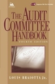 The Audit Committee Handbook, 4th Edition (0471488844) cover image