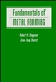 Fundamentals of Metal Forming  (0471570044) cover image