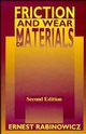 Friction and Wear of Materials, 2nd Edition (0471830844) cover image