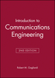Introduction to Communications Engineering, 2nd Edition (0471856444) cover image