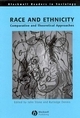 Race and Ethnicity: Comparative and Theoretical Approaches (0631186344) cover image