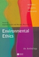 Environmental Ethics: An Anthology (0631222944) cover image