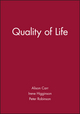 Quality of Life (0727915444) cover image