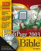 Microsoft Office FrontPage 2003 Bible (0764539744) cover image
