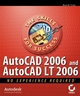 AutoCAD2006 and AutoCADLT 2006: No Experience Required (0782144144) cover image