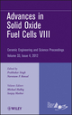 Advances in Solid Oxide Fuel Cells VIII: Ceramic Engineering and Science Proceedings, Volume 33, Issue 4 (1118205944) cover image