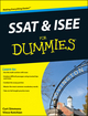 SSAT and ISEE For Dummies (1118206444) cover image
