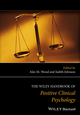 The Wiley Handbook of Positive Clinical Psychology (1118468244) cover image