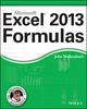 Excel 2013 Formulas (1118490444) cover image