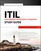 ITIL Intermediate Certification Companion Study Guide: Intermediate ITIL Service Capability Exams (1119012244) cover image