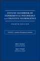 Stevens' Handbook of Experimental Psychology and Cognitive Neuroscience, Volume 2, Sensation, Perception, and Attention, 4th Edition (1119170044) cover image