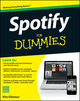 Spotify For Dummies (1119952344) cover image