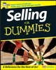 Selling For Dummies (1119998344) cover image