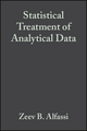 Statistical Treatment of Analytical Data (1405148144) cover image