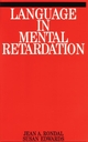 Language in Mental Retardation (1861560044) cover image