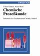 Chemische Prozeßkunde: Lehrbuch der Technischen Chemie, Band 3 (3527308644) cover image