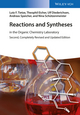 Reactions and Syntheses: In the Organic Chemistry Laboratory, 2nd, Completely Revised and Updated Edition (3527338144) cover image