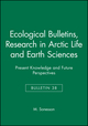 Ecological Bulletins, Bulletin 38, Research in Arctic Life and Earth Sciences: Present Knowledge and Future Perspectives (8716100344) cover image