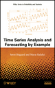 Time Series Analysis and Forecasting by Example (EHEP002344) cover image