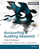 Accounting and Auditing Research: Tools and Strategies, 8th Edition (EHEP002944) cover image