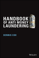 Handbook of Anti-Money Laundering (0470065745) cover image