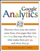 Google�Analytics (0470105445) cover image