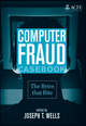 Computer Fraud Casebook: The Bytes that Bite (0470278145) cover image