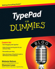TypePad For Dummies (0470550945) cover image