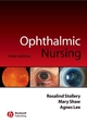 Ophthalmic Nursing, 3rd Edition (0470777745) cover image