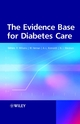 The Evidence Base for Diabetes Care (0470851945) cover image
