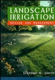 Landscape Irrigation: Design and Management (0471038245) cover image