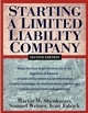 Starting a Limited Liability Company, 2nd Edition (0471226645) cover image