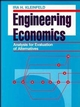 Engineering Economics Analysis for Evaluation of Alternatives (0471284645) cover image