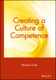 Creating a Culture of Competence (0471350745) cover image
