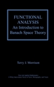 Functional Analysis: An Introduction to Banach Space Theory (0471372145) cover image