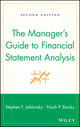 The Manager's Guide to Financial Statement Analysis, 2nd Edition (0471402745) cover image
