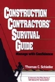 Construction Contractors' Survival Guide (0471513245) cover image