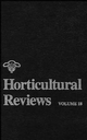 Horticultural Reviews, Volume 18 (0471573345) cover image