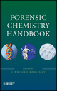 Forensic Chemistry Handbook (0471739545) cover image