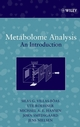 Metabolome Analysis: An Introduction (0471743445) cover image