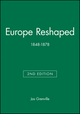 Europe Reshaped: 1848-1878, 2nd Edition (0631219145) cover image