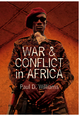 War and Conflict in Africa (0745645445) cover image