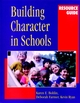 Building Character in Schools Resource Guide (0787959545) cover image